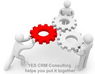 About YES CRM Consultant