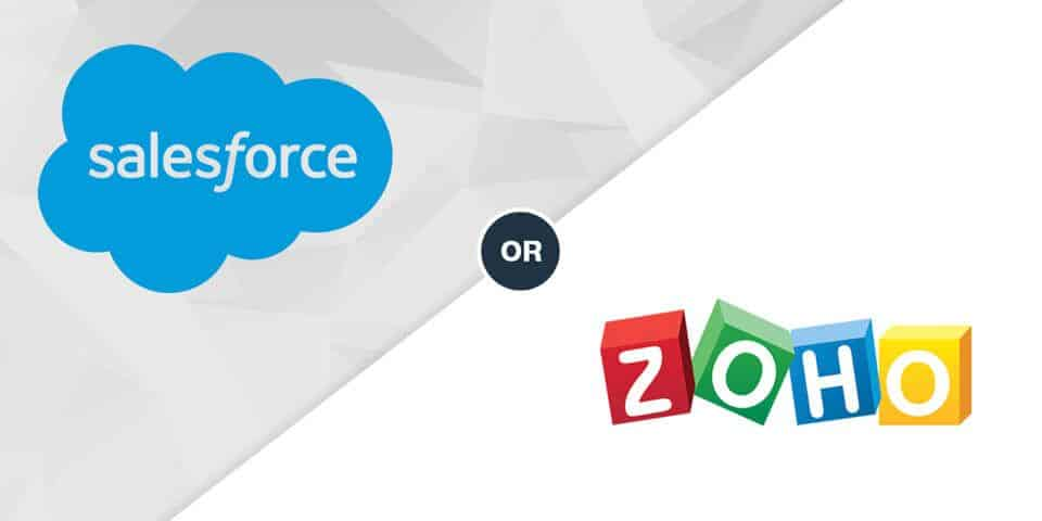 Salesforce or Zoho